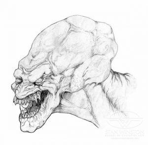 monstruo de pacto de sangre