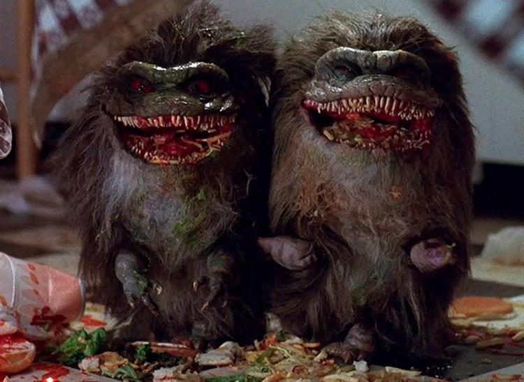 Monstruos de películas