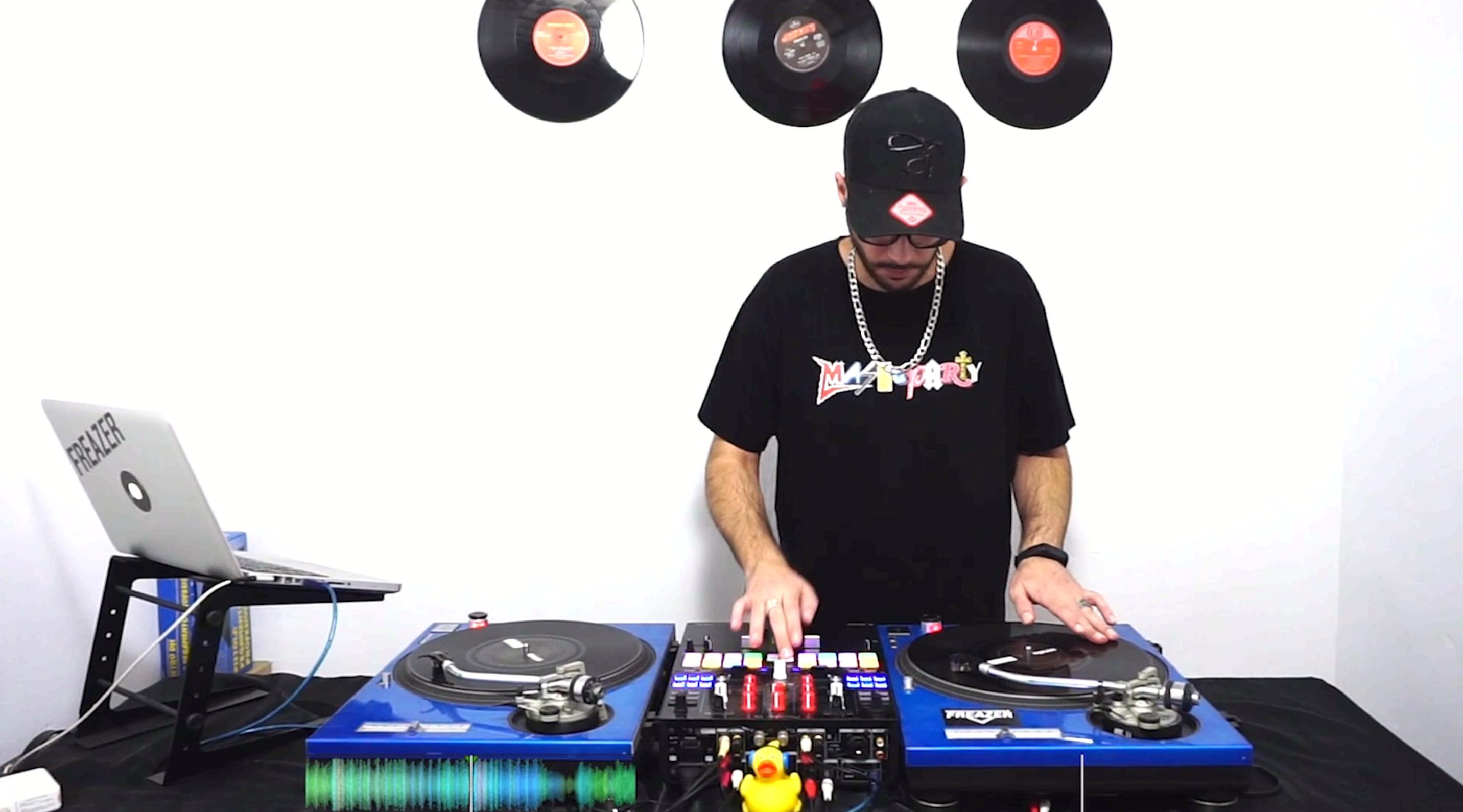 Conoce a Vicente Frías, ¡ganador del concurso de DJ de Treintaycinco mm!