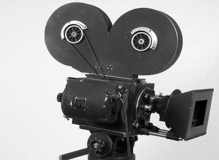 Tipos de cámaras de cine: cámara 35mm