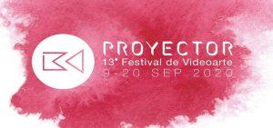 Proyector- Festival de Videoarte Madrid