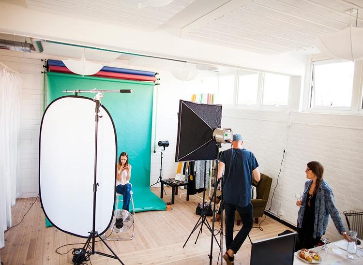 ¿Qué es la fotografía publicitaria? Imágenes con intención