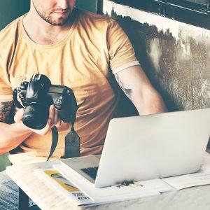 elegir un curso de fotografía online