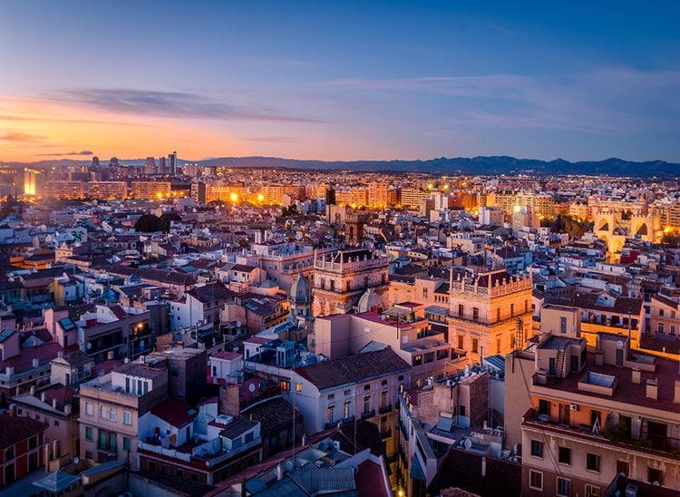 Curso de fotografía en Valencia