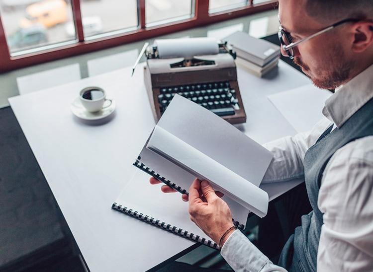 Las claves para crear un guion original