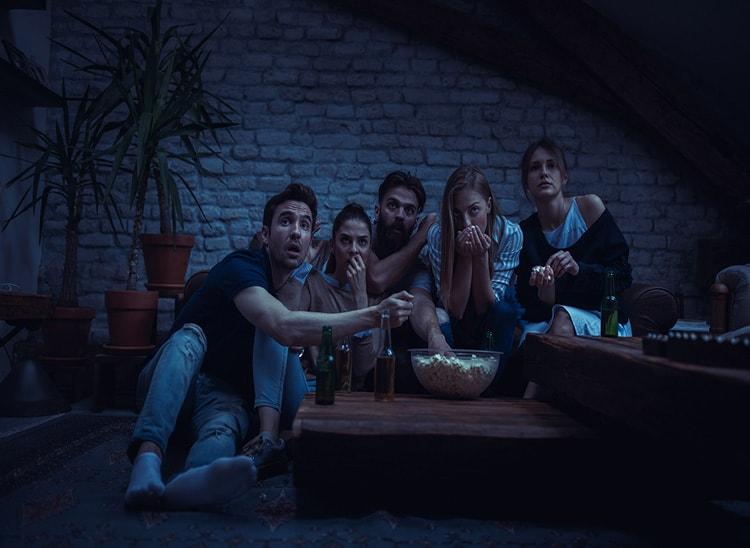 Géneros cinematográficos: películas de miedo ¡momentos de terror!