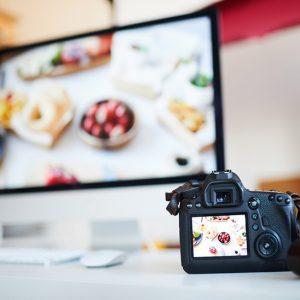 Qué es la fotografía gastronómica