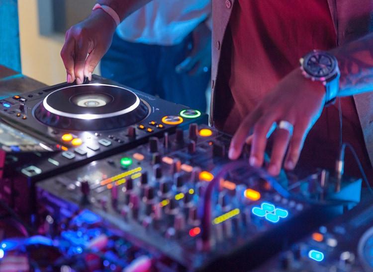 Estilos de sonido DJ: la música house