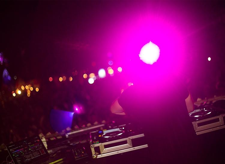 Estilos de sonido DJ: la música techno