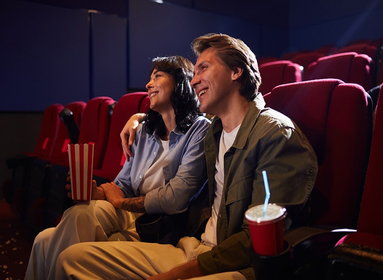 Géneros cinematográficos: películas de romance. ¡Suspiros de amor!