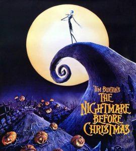 pesadilla antes de navidad - películas terror navidad