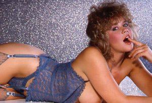 Linda Blair en lencería