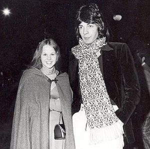Linda Blair y Rick Springfield