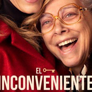 """Cartel """"El inconveniente"""" de Rita Noriega"""
