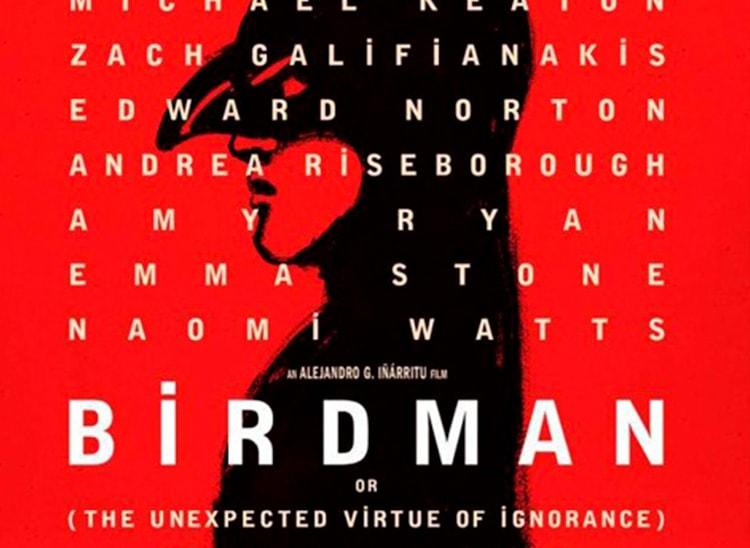 Birdman: plano secuencia infinito