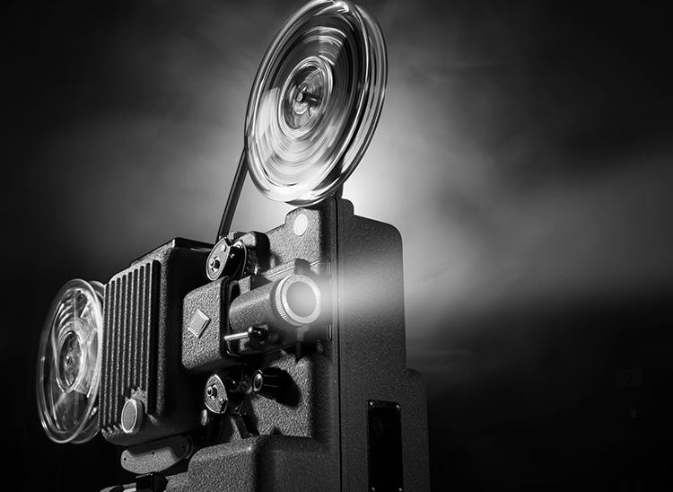 Cine clásico: ¡Películas en blanco y negro!