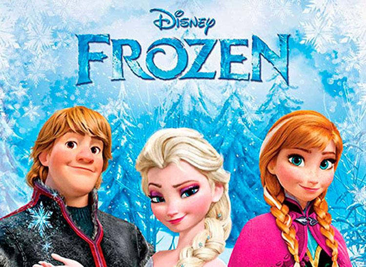 El doblaje de Frozen: voces musicalizadas