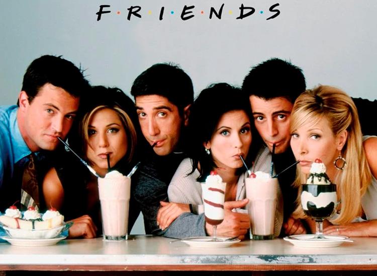 El doblaje Friends: risas y humor