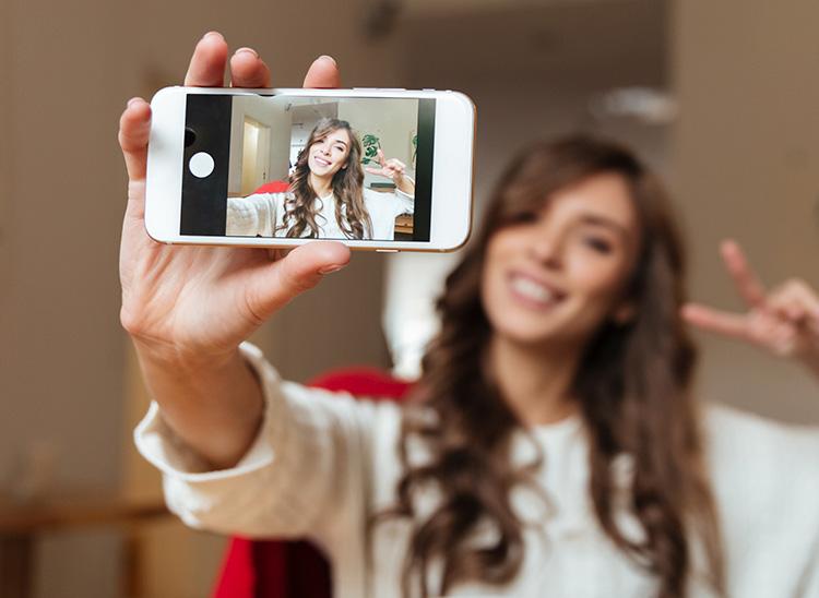 La fotografía para redes sociales: éxito de likes