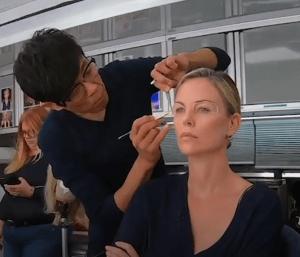 maquillaje de película
