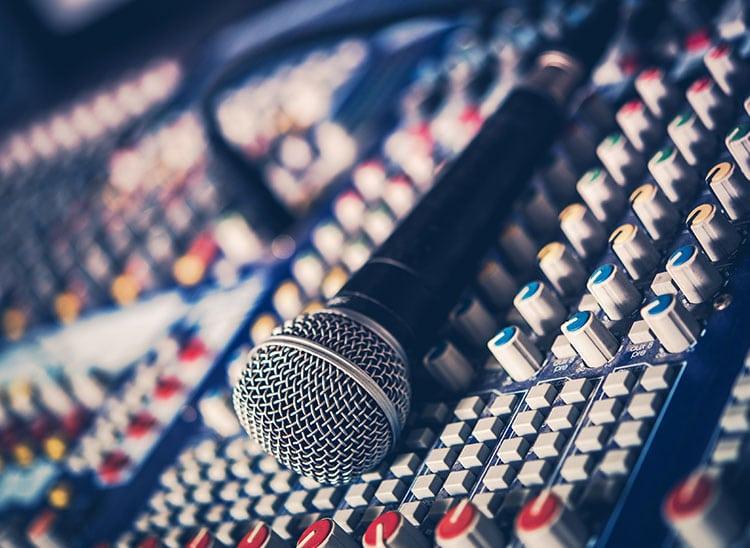 ¿Cuáles son los principales formatos de audio?