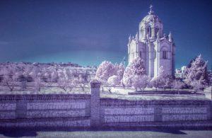 filtro infrarrojos
