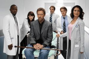 house series de médicos