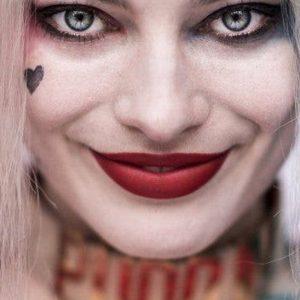 maquillaje Harley quinn