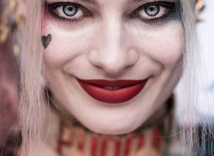 Maquillaje Harley Quinn: ¡Caracterización estrella!