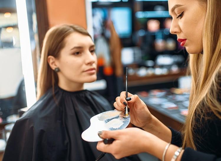 curso de maquillaje en Valencia - caracterización fx