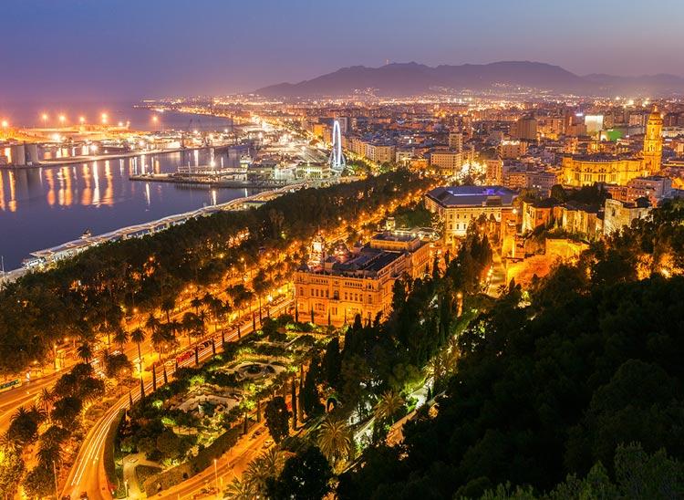 curso de fotografía en Málaga