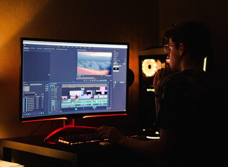 Diferencia entre postproducción, edición de vídeo y composición digital