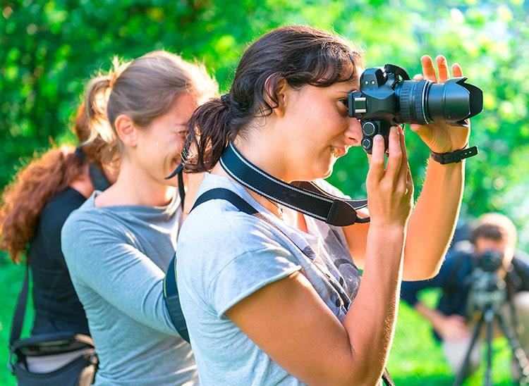 dónde estudiar fotografía opciones