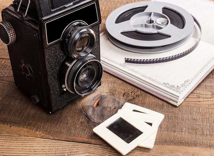 historia fotografía orígenes|Historia de la fotografía cámara Daguerre|Historia de la fotografía cámara Leica|Historia de la fotografía primera cámara digital Kodak