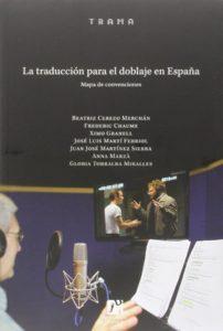 lista de libros de doblaje - doblaje en español