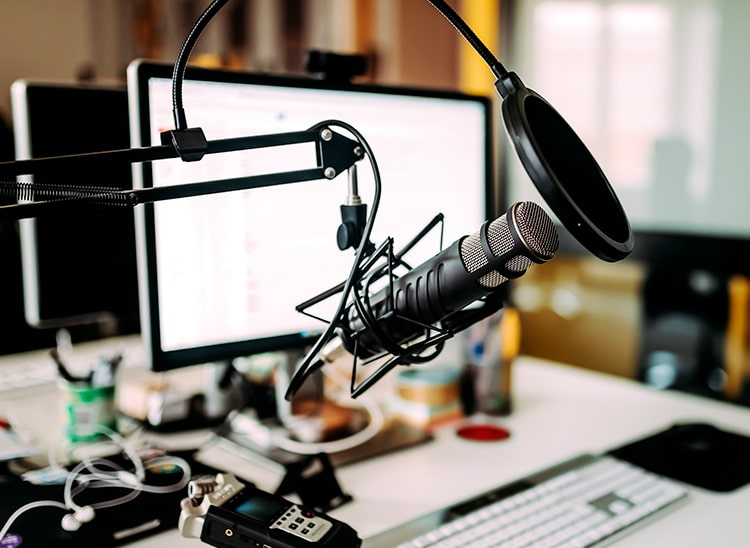 música en la radio - curso técnico de sonido