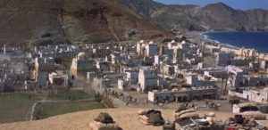 películas spaghetti western rodadas en Almería