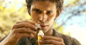 el perfume rodaje cataluña