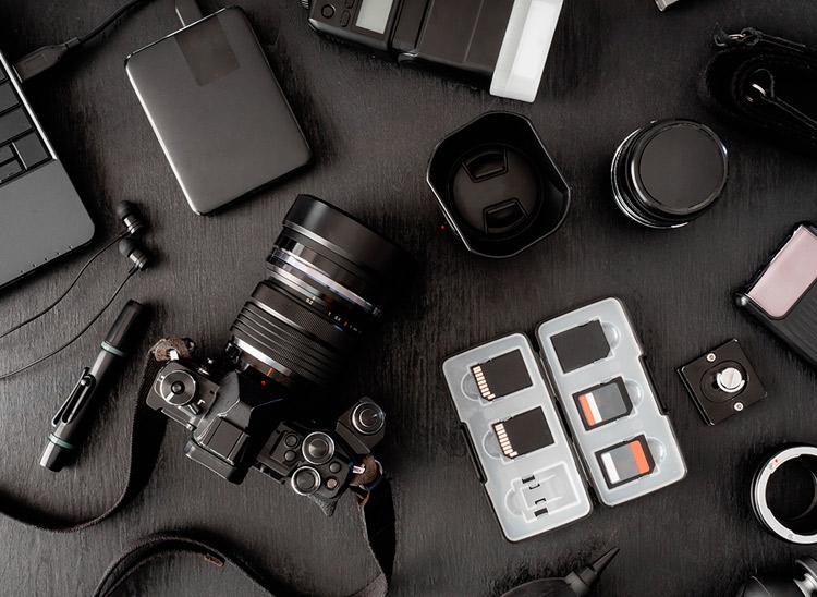 regla de los tercios en fotografía
