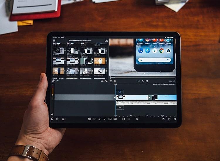 salidas profesionales editor de vídeo