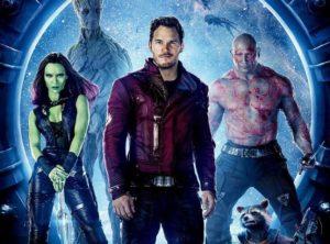 guardianes de la galaxia marvel