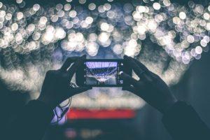 luz incidente y luz reflejada