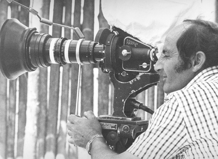 Tonino Delli Colli: veterano cinematógrafo